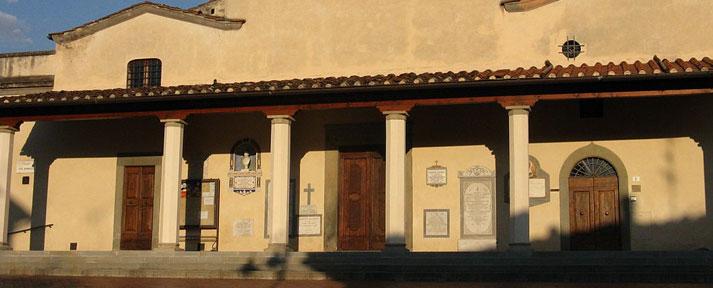Chiesa di San Romolo - Colonnata